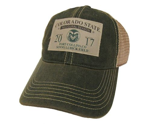 Green Colorado State Inaugural Season Legacy Trucker Hat