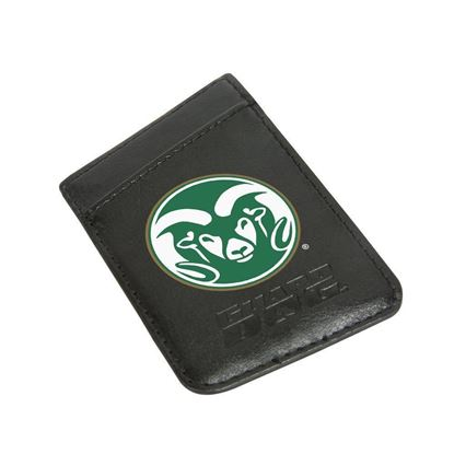 CSU Leather Credit Card Keeper by Guard Dog